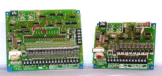 Timer Boards
