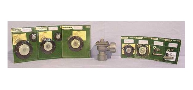 Goye Valves, Controls and Repair Kits