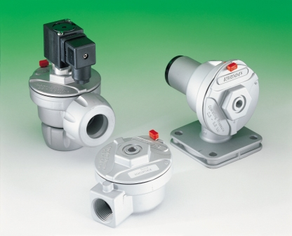 '3' Series Millenium Pulse Jet Valves