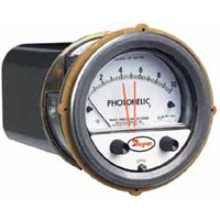 Photohelic Pressure Switch / Gages