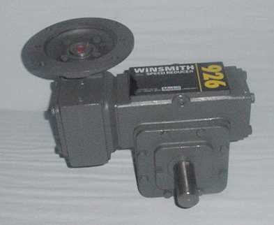 N Rotoclone Speed (Gear) Reducer